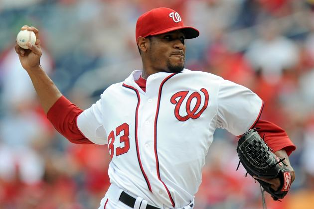 Edwin Jackson Rumors: Are the Cubs or Rangers the Better Fit?