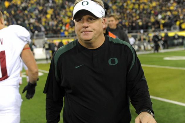 Why University of Oregon Boosters Are Annoyed with Chip