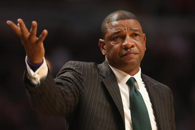 Boston Celtics: Best and Worst 5-Man Units so Far This Season