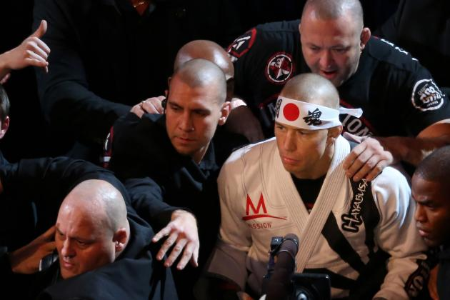 UFC Canada 2012: By the Numbers
