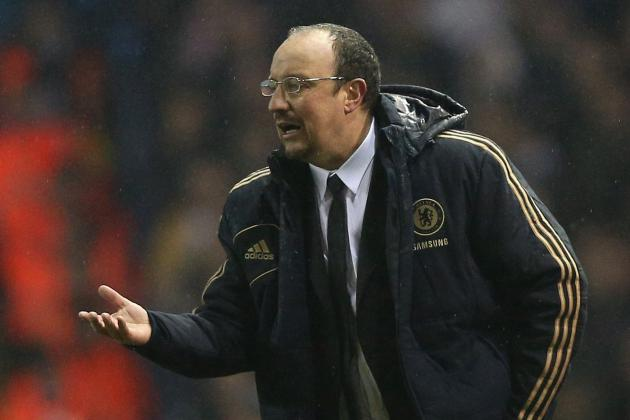 Chelsea Are Improving: Benitez