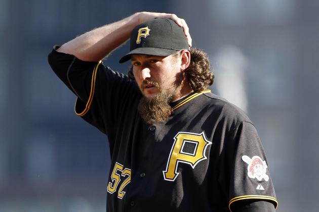 Dodgers Could Make a Play for Pirates Closer Hanrahan