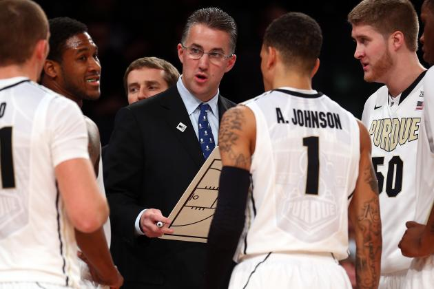 Boilermakers Look to Get Better During Break