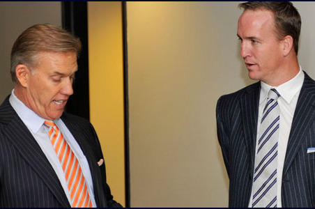 Manning Utilizing Elway's Knowledge