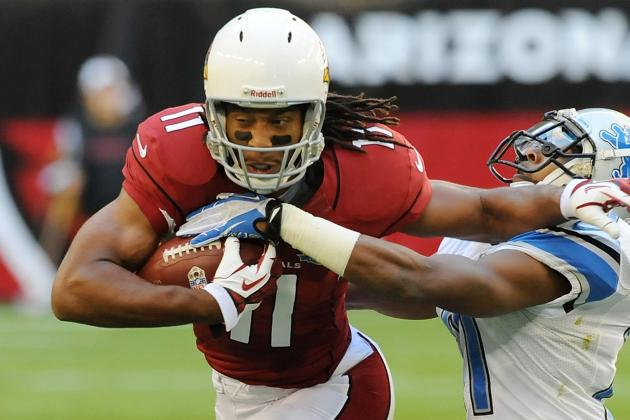 Larry Fitzgerald Benefits from MMA Training, but He'll Never Fight
