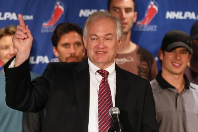 NHLPA 'Willing to Resume' Labor Talks with League