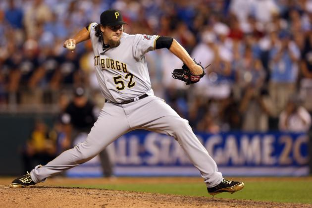 Report: Boston Red Sox Interested in Pirates Closer Joel Hanrahan