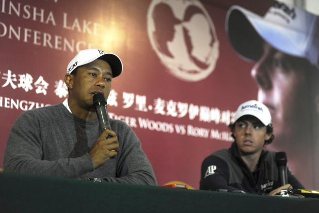 Why Tiger Woods-Rory McIlroy 'Rivalry' Is Sure to Disappoint