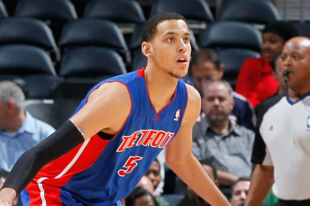 Report: Pistons Shopping Seldom-Used Austin Daye