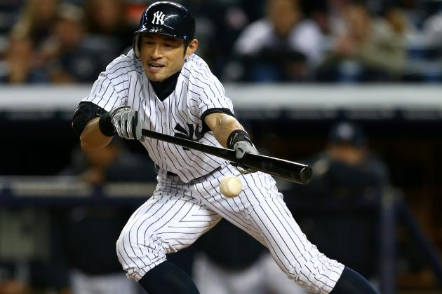 Yankees Announce the Signing of Ichiro Suzuki to a Two-Year Contract