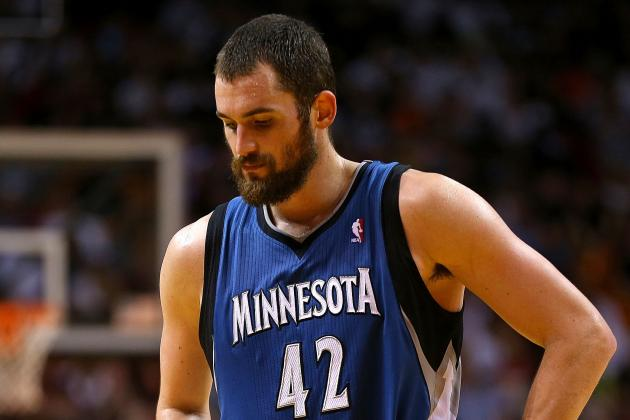 Why It's Time for Kevin Love to Put the Blame on Himself