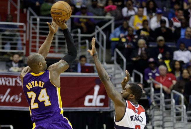 MVP Season Aside, Kobe Bryant Just Can't Win in Court of NBA Opinion