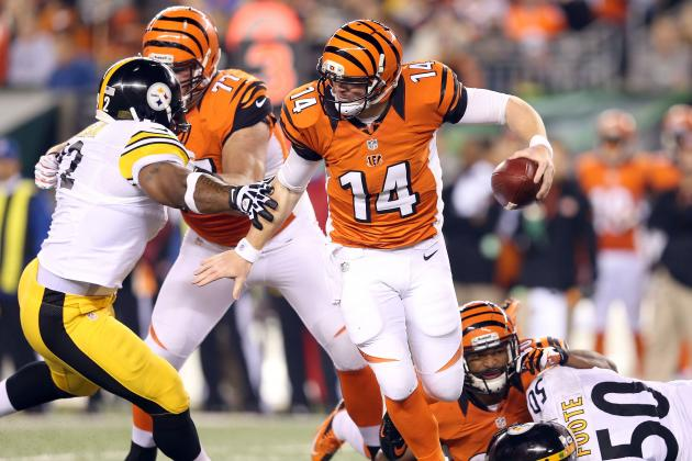 NFL Playoff Picture 2012: Week 16 Games with Most Postseason Significance
