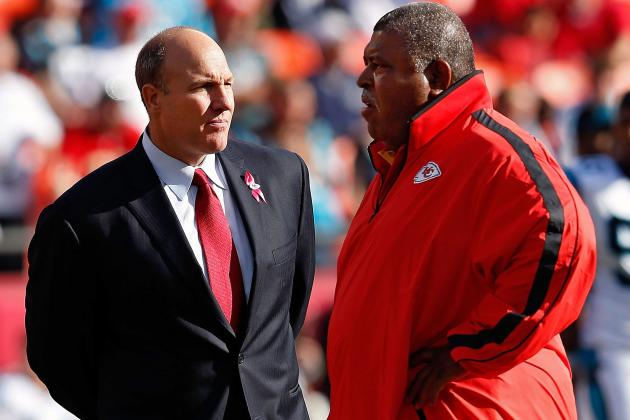Scott Pioli, Romeo Crennel Not Informed of Chiefs Firing