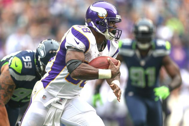 Adrian Peterson's ACL Tear: A Closer Look at His Injury and Incredible Recovery