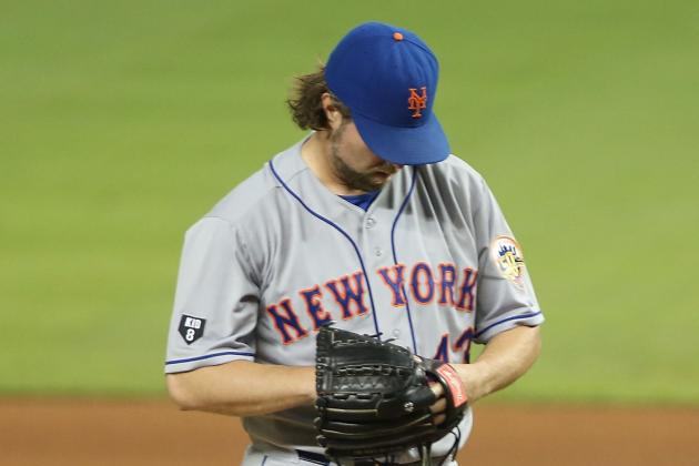 Feeling 'Numbness,' Dickey Sad to Leave New York