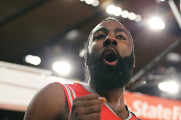 Is James Harden the Right Player for Houston Rockets To Build Around?