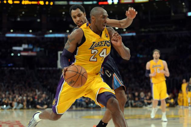 L.A. Lakers' Best & Worst Statistical Five Man Units so Far This Season