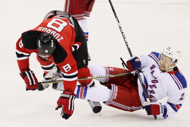 4 New York Rangers Who Won't Be on the Roster Next Season
