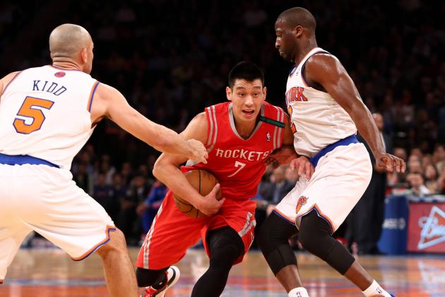 Jeremy Lin: Former Knicks PG Was Never a Good Fit Alongside Carmelo Anthony