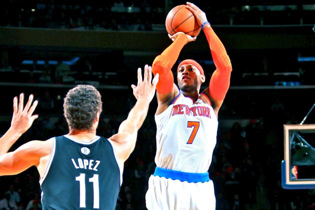 Brooklyn Nets vs. New York Knicks: Live Analysis, Score Updates, Highlights