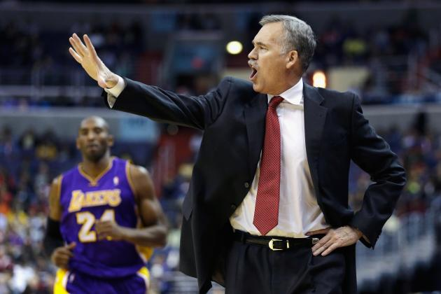 Is Mike D'Antoni Running Kobe Bryant into the Ground?