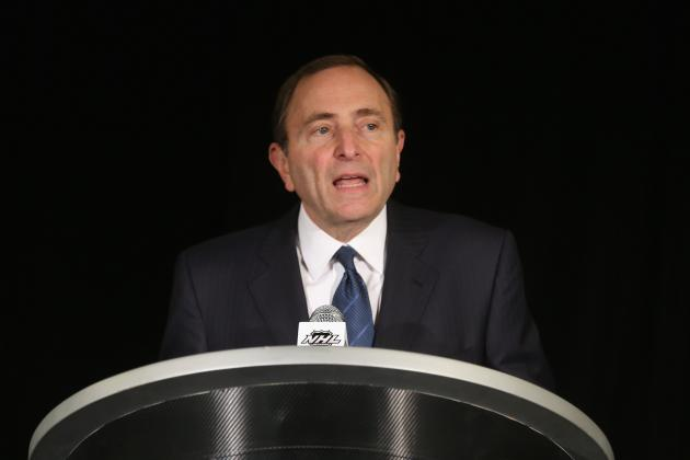 NHL Lockout: End to Gary Bettman Era Would Be Silver Lining in Labor Dispute