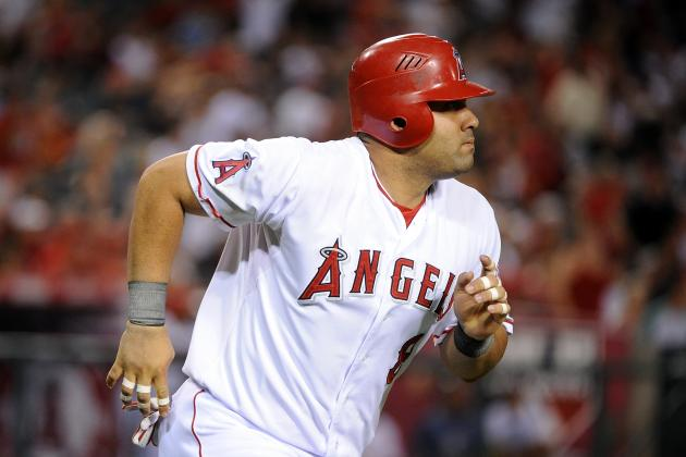 Los Angeles Angels Trade Kendrys Morales to Seattle Jason Vargas