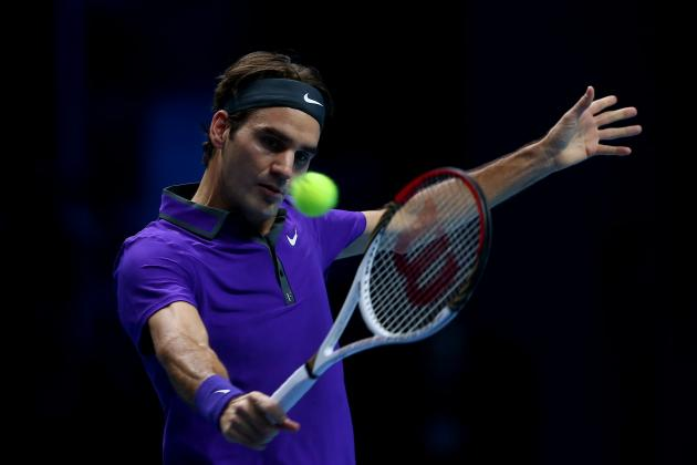 Roger Federer: Reducing 2013  Schedule Will Pay Dividends for Fed-Ex