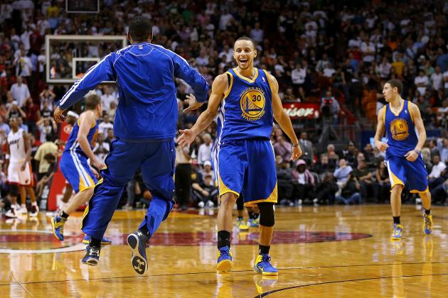 Are the Golden State Warriors Really Better Than the Miami Heat Right Now?