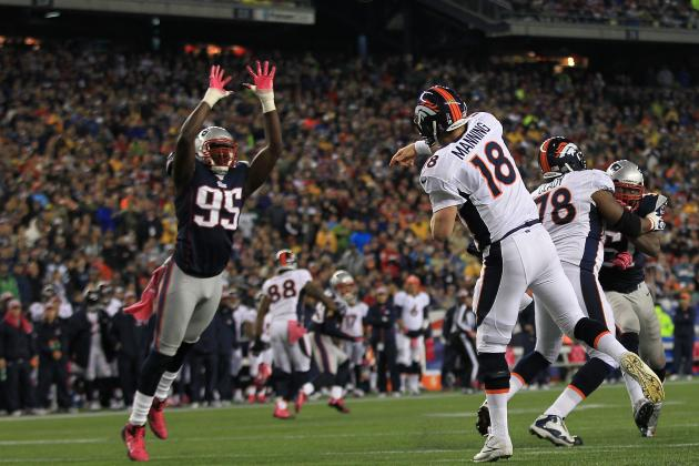 Breaking Down the Patriots 2012 Rookies and Projecting Their Impact in Playoffs