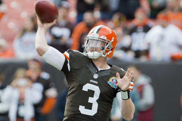 Weeden on the Browns' Final Two Games: 'I Must Be More Consistent'