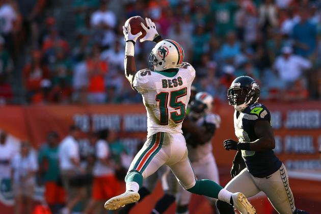 Miami Dolphins: An Apology for Wide Receiver Davone Bess