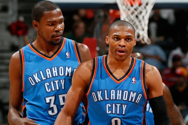 Oklahoma City Holds off Atlanta for 100-92 Win