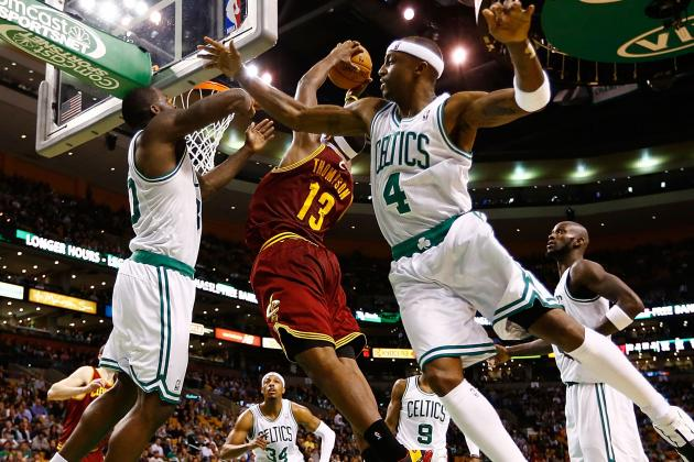Rapid Reaction: Celtics 103, Cavaliers 91