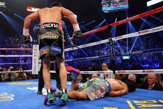 Manny Pacquiao: Filipino Legend Should Retire After Devastating Knockout