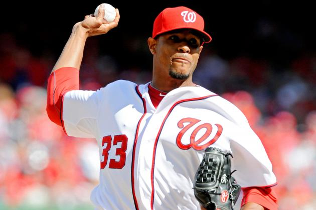 "Cubs ""now the Front Runner"" for Free Agent Edwin Jackson"