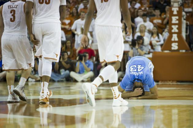 North Carolina vs. Texas: Live Score, Updates and Analysis