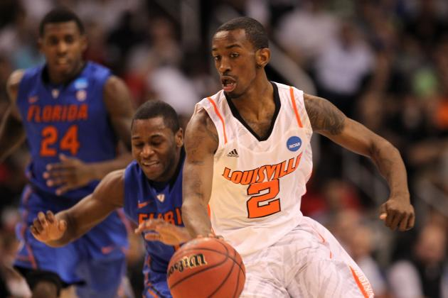 Louisville Basketball: Is Russ Smith a Future NBA Star?