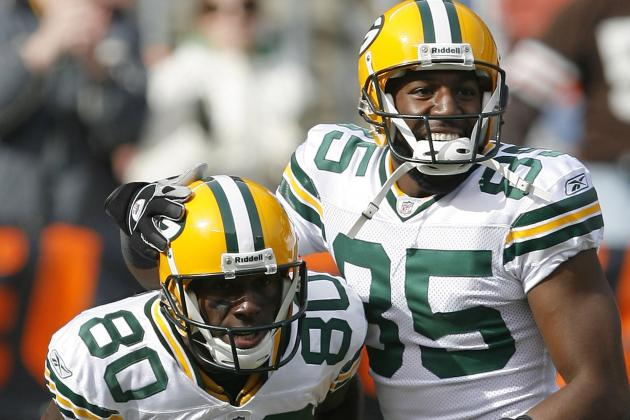 Jennings, Driver Realize Their Days as Packers May Be Numbered