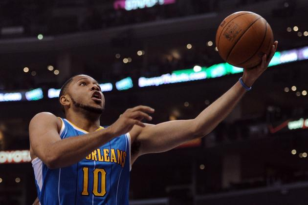 New Orleans Hornets Shooting Guard Eric Gordon Set to Rejoin Team