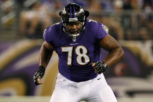 Bryant McKinnie Could Return to the Baltimore Ravens' Offensive Line