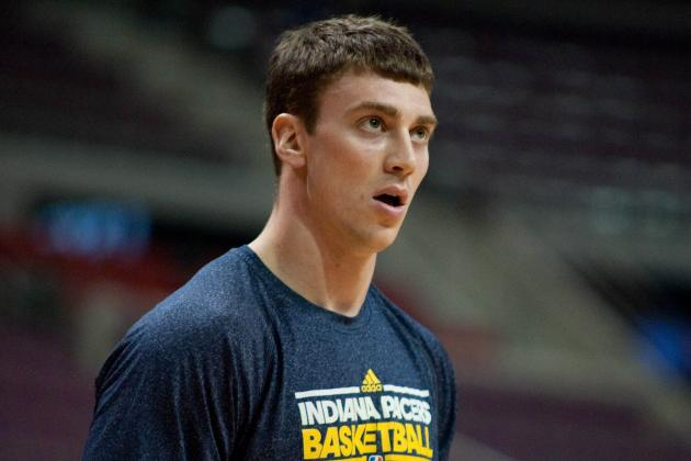 Tyler Hansbrough May Be Finding Shooting Touch