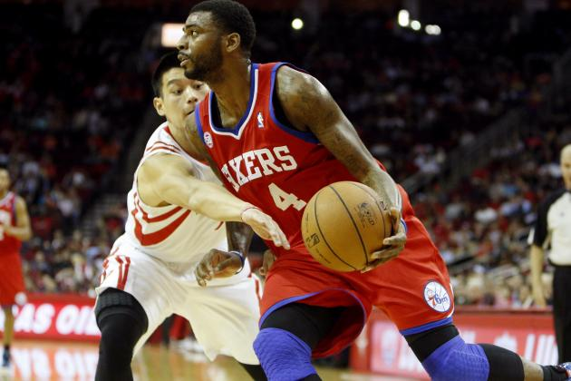 Sixers Fall Hard to Harden and Rockets
