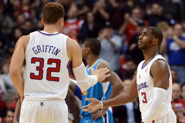 Rapid Reaction: Clippers 93, Hornets 77