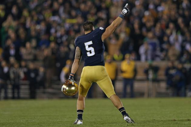 Notre Dame Football: Keys to an Irish Victory in BCS Championship Game