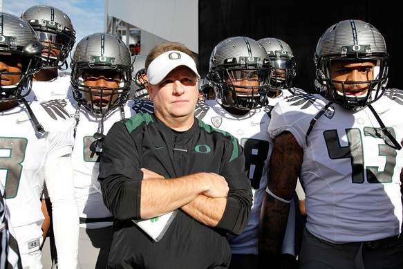 Pushing Chip Kelly out the Door: Open Letter to the 'Anonymous Boosters'