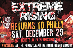 Extreme Rising 2012: Full Results, Highlights and Twitter Reaction for Dec. 29
