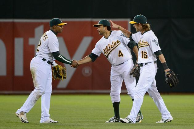 Ways the Oakland Athletics Can Utilize Their Full Outfield