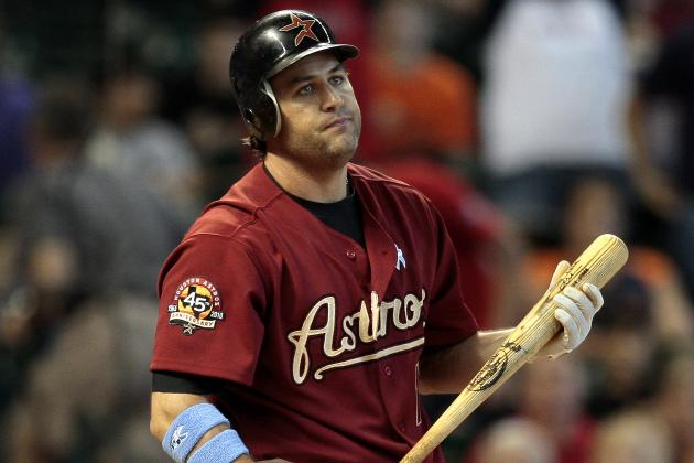 Carlos Pena Signing with the Houston Astros Will Force Lance Berkman to Retire